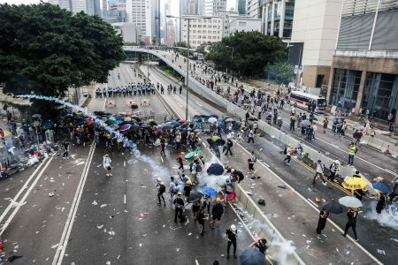 HONG KONG-CHINA-POLITICS-CRIME